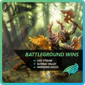 WoW Classic Battleground Wins