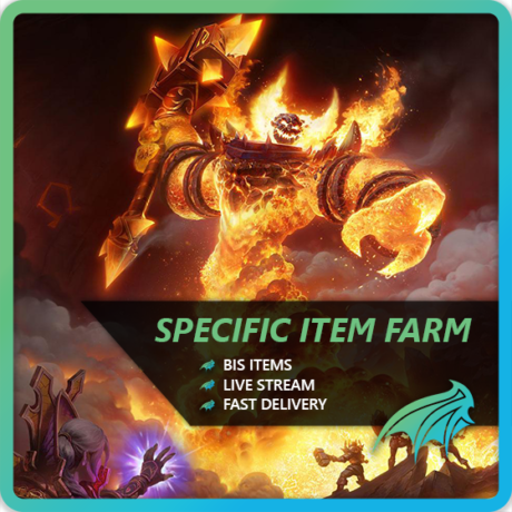 WoW Classic Specific Item Boost