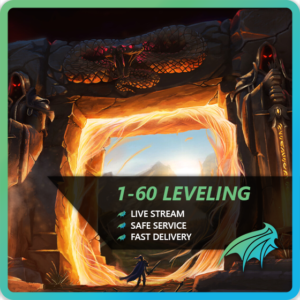 WoW Classic Leveling