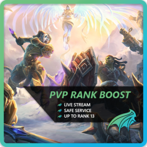 WoW Classic PvP Rank Boost