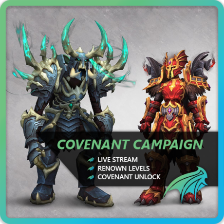 WoW Covenant Boost