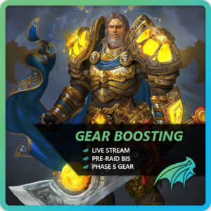 WoW Classic Gear Boosting