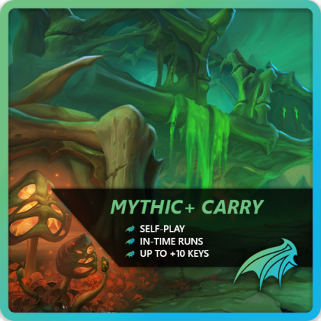 WoW Mythic Carry