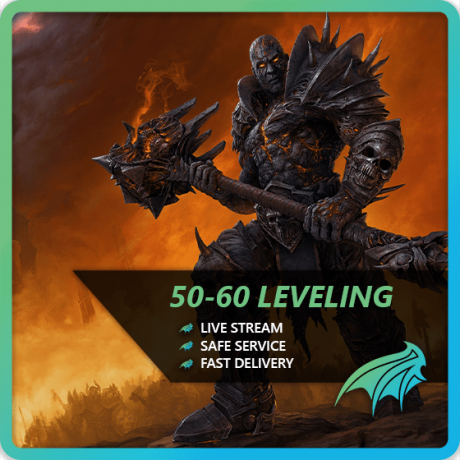 WoW Leveling Boost